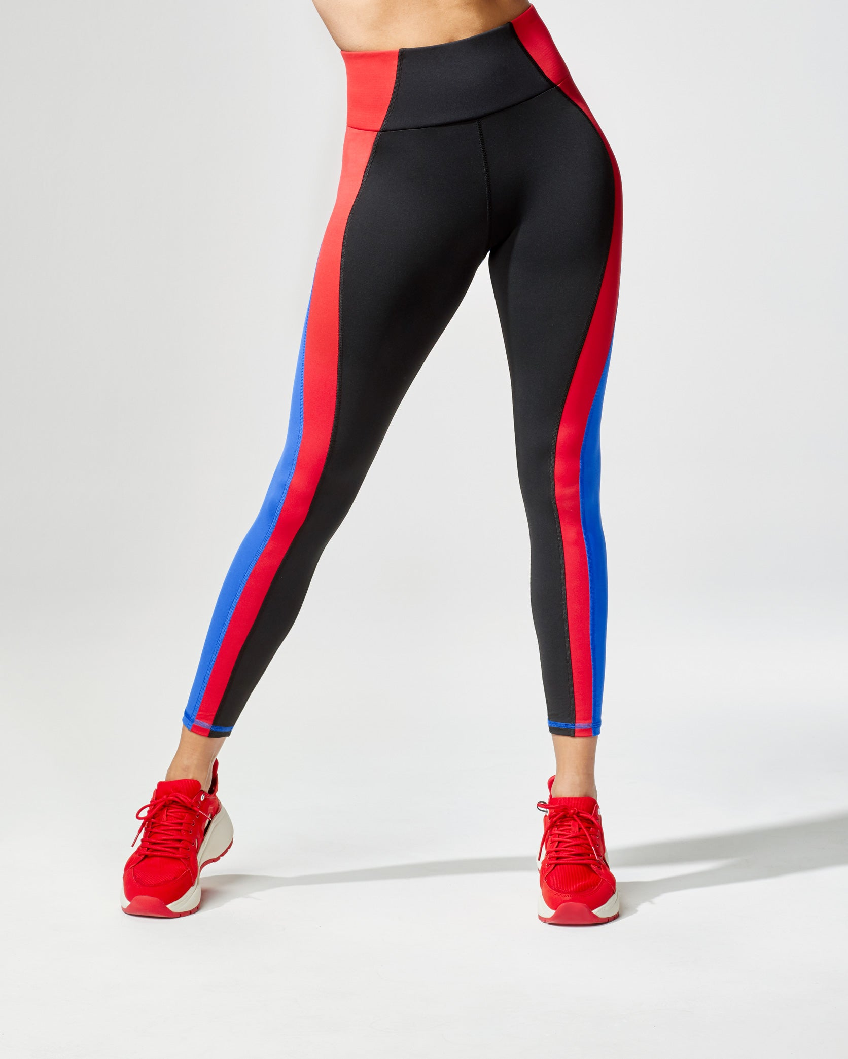 Rally Legging - Flame