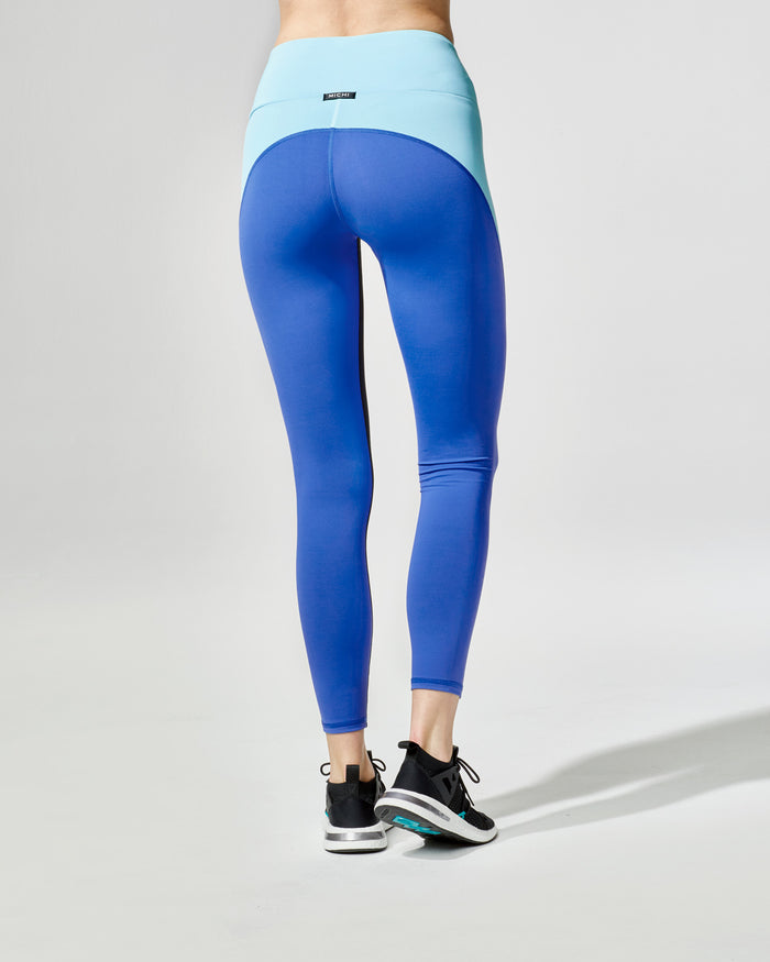Rally Legging - Hydro