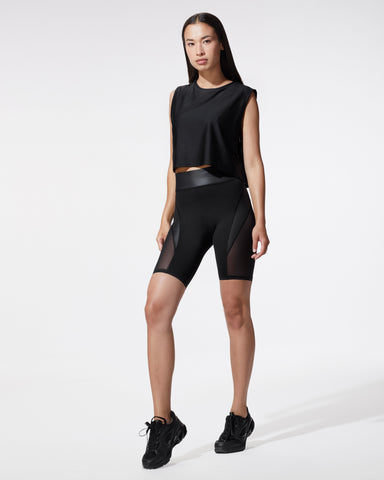 Raven Bike Short - Black