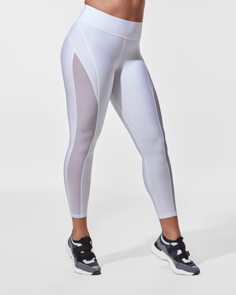 Raven Legging - White