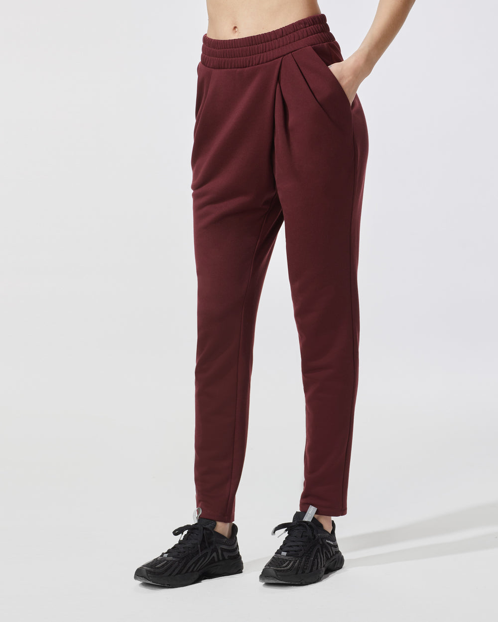 Repose Lounge Pant - Wine
