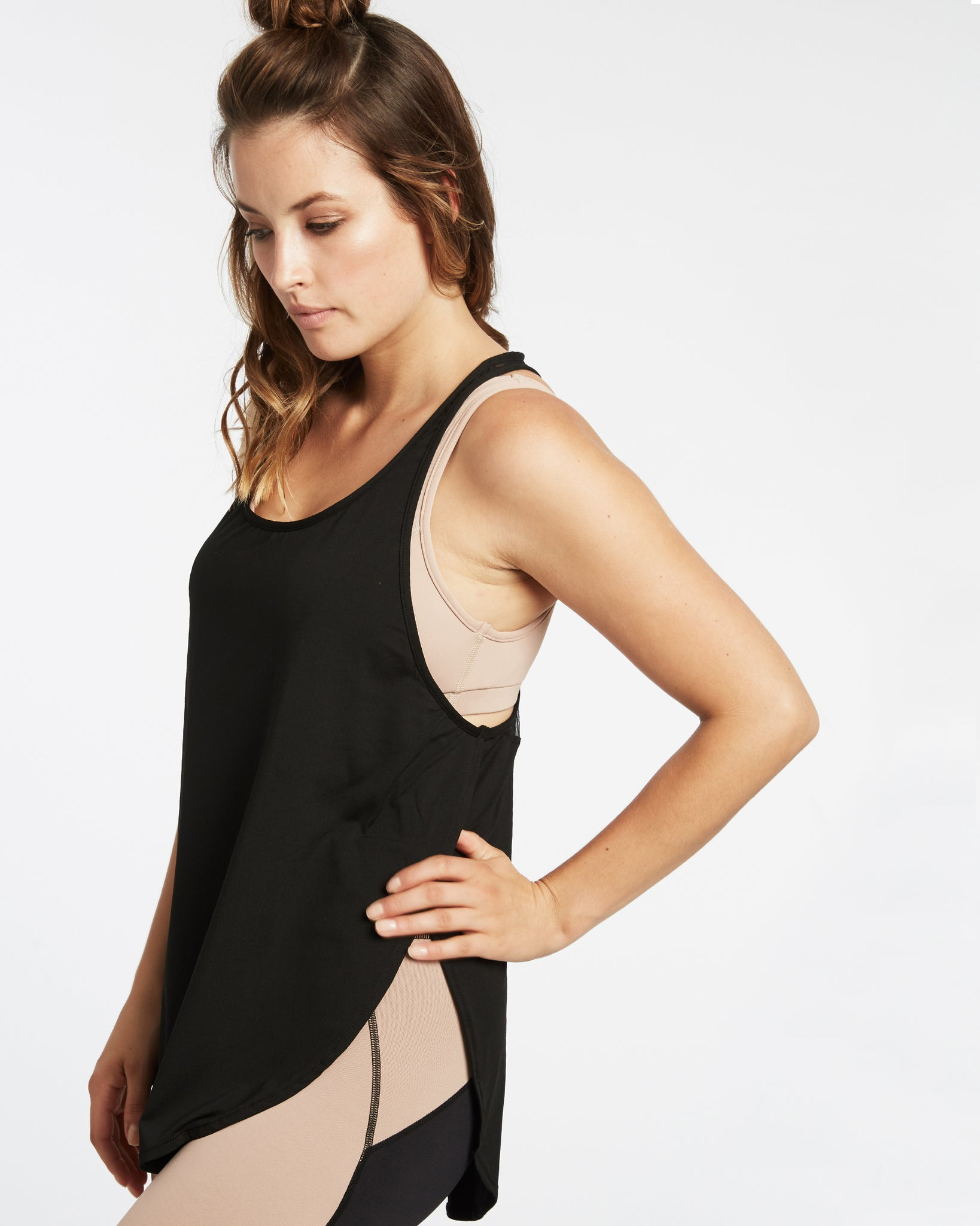 Shadow Tank - Black