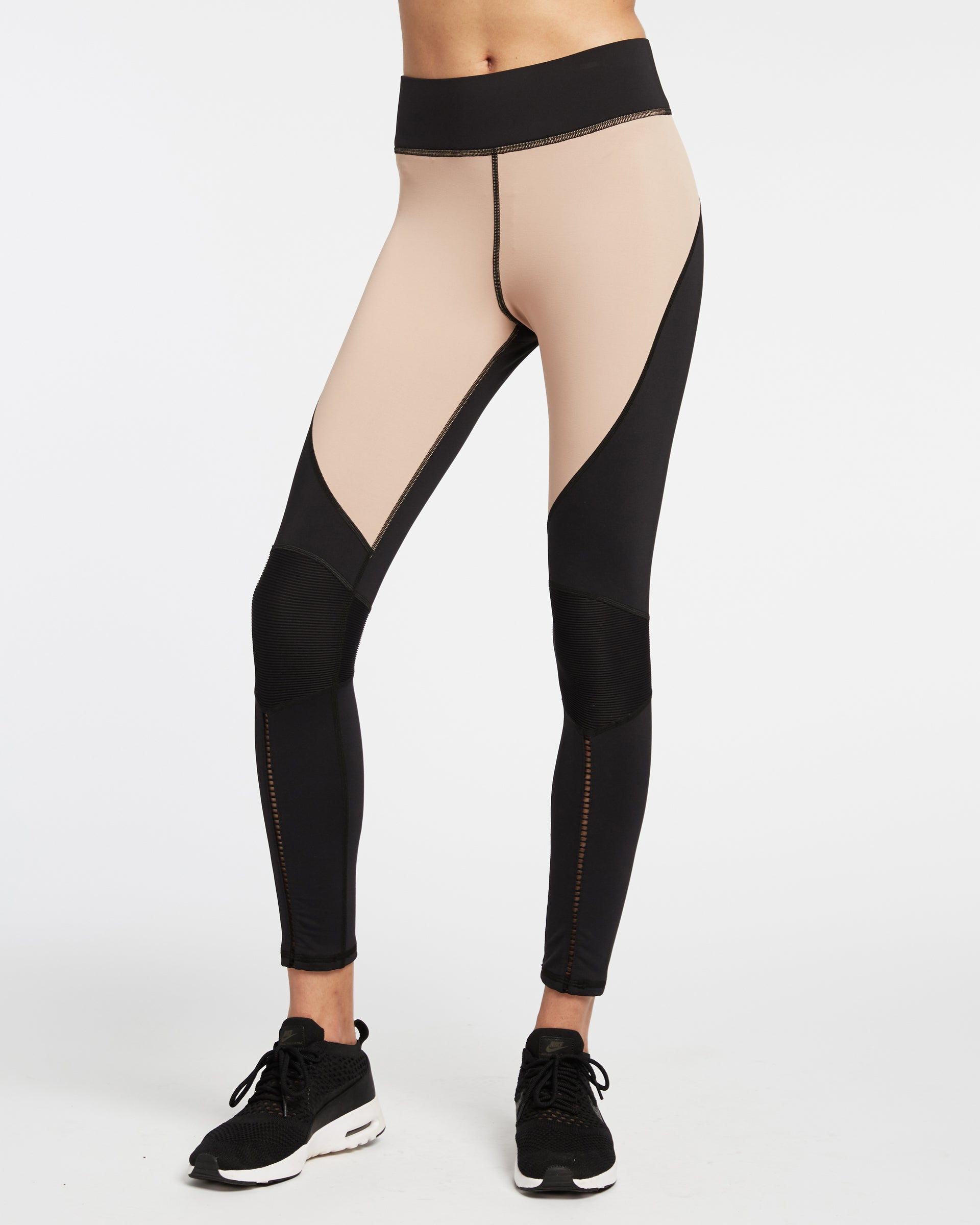 Shift Legging - Nude Pink