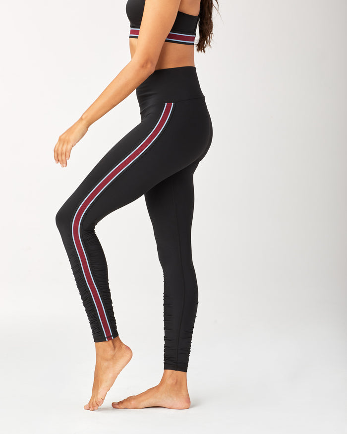 Speed High Waisted Legging - Black