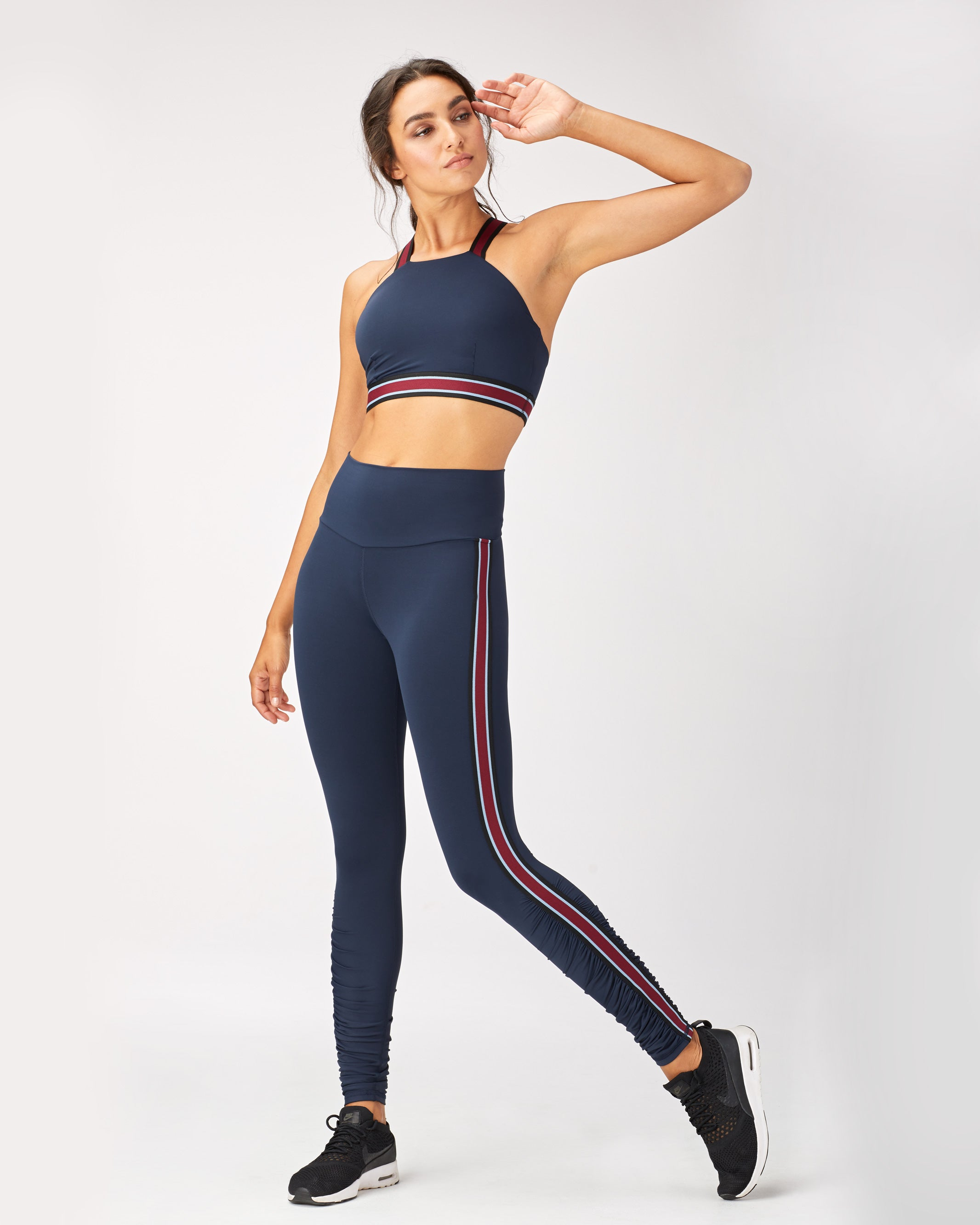 Speed Legging - Deep Sea Navy