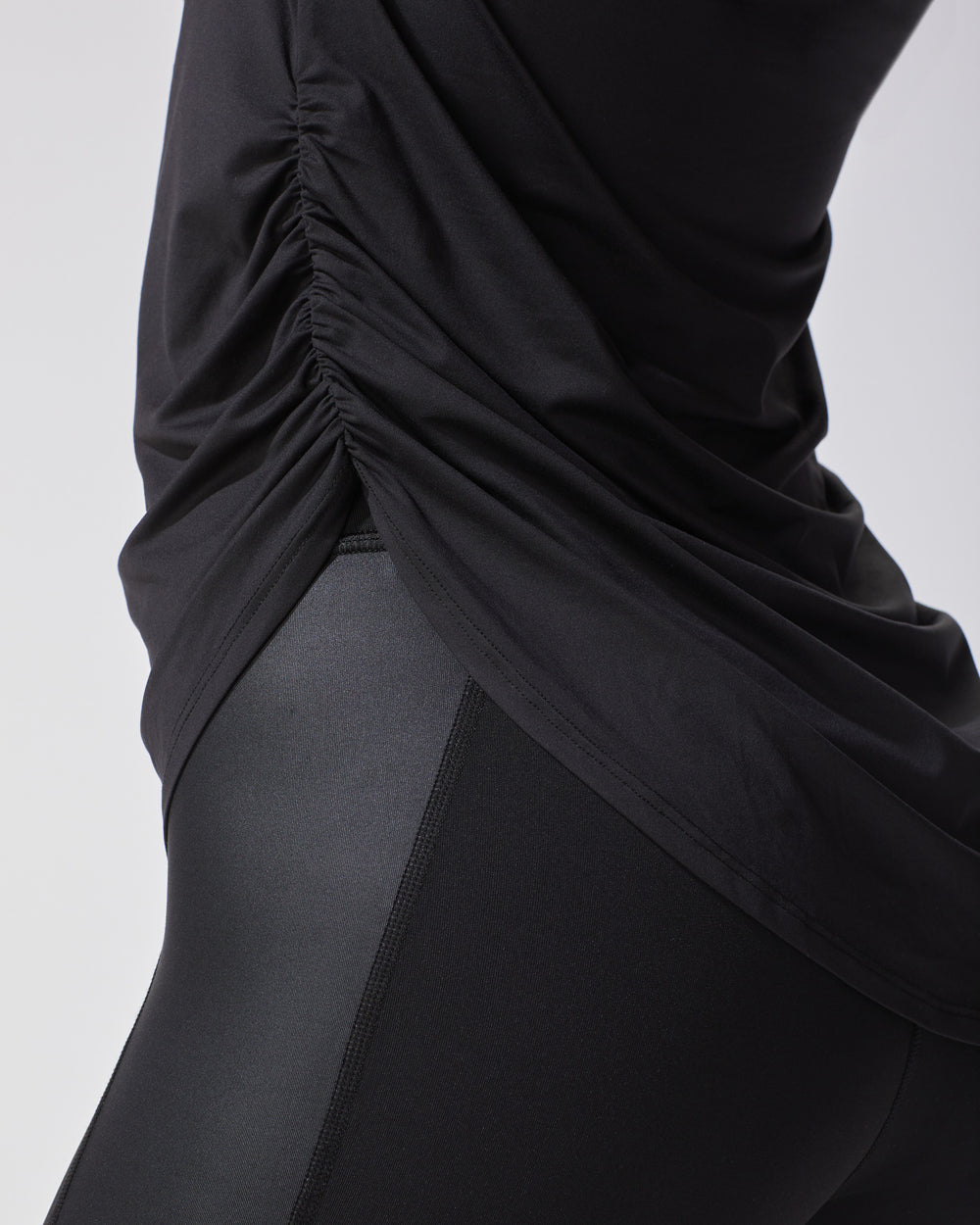Splice Running Top - Black