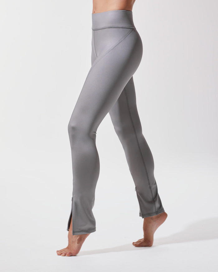 Splice Legging - Platinum