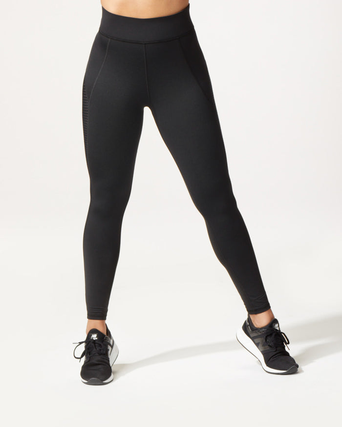 Stardust Airwave Legging - Black