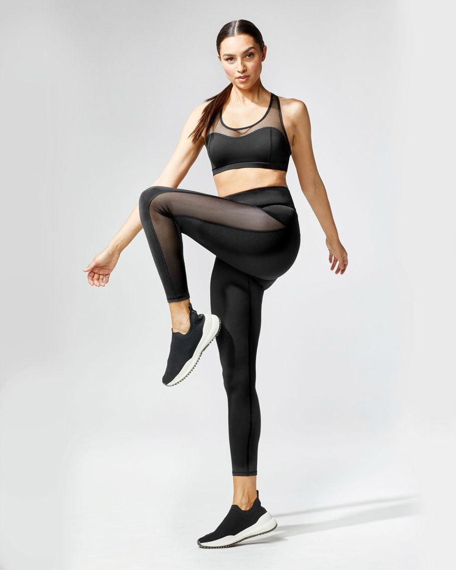 Stardust Legging - Black