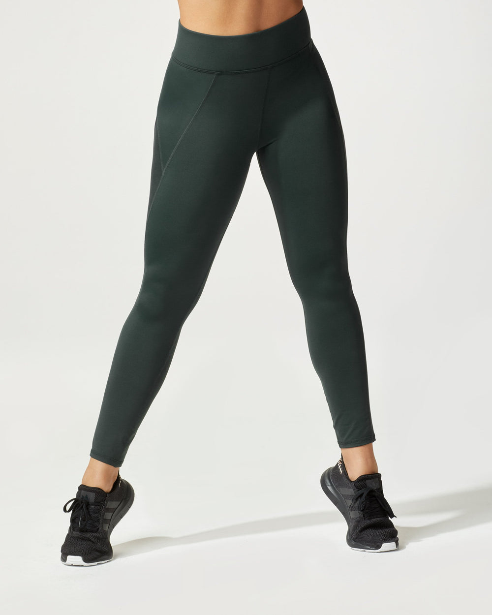 Stardust Shine Legging - Forest