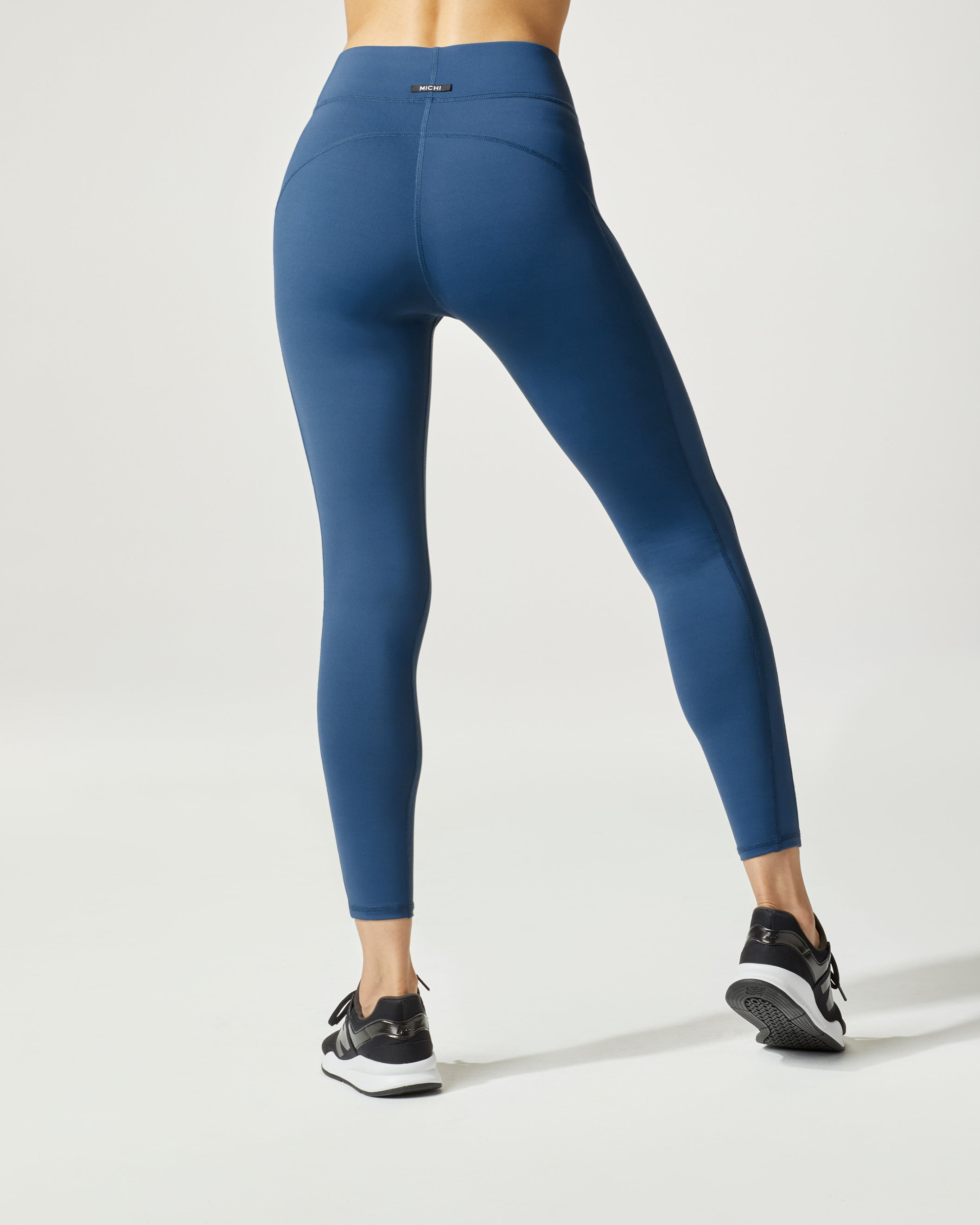 Stardust Shine Legging - Ink