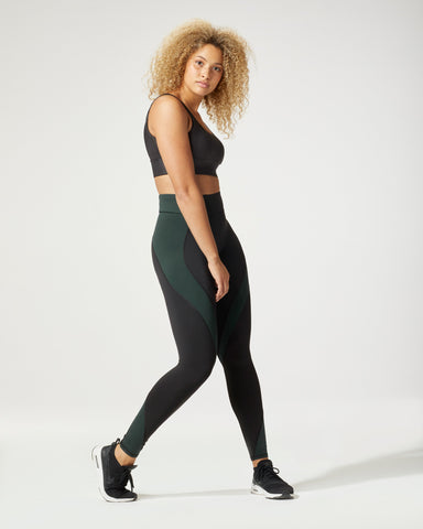 Stellar Legging - Black/Forest