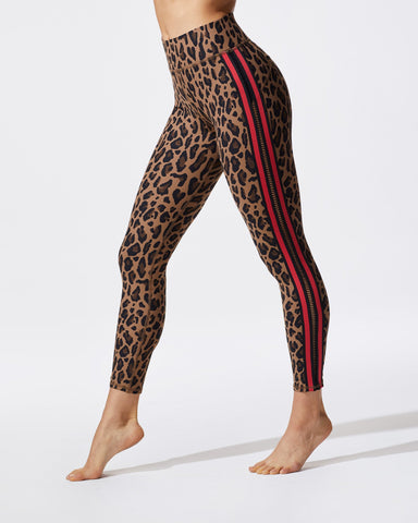 Strike Legging - Leopard