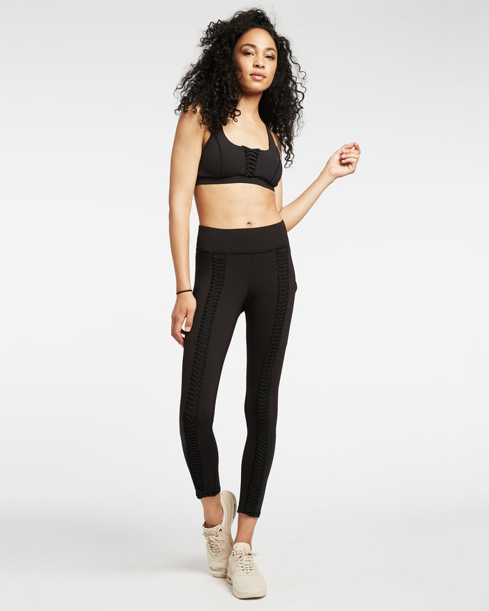 Suspension Pocket Legging - Black