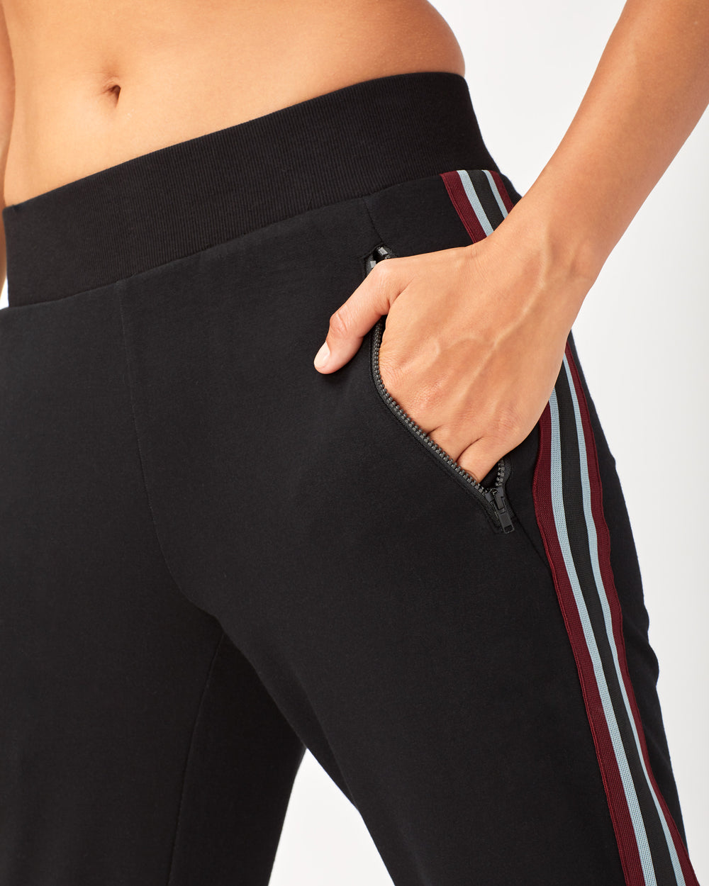 Turbo Trackpant - Black