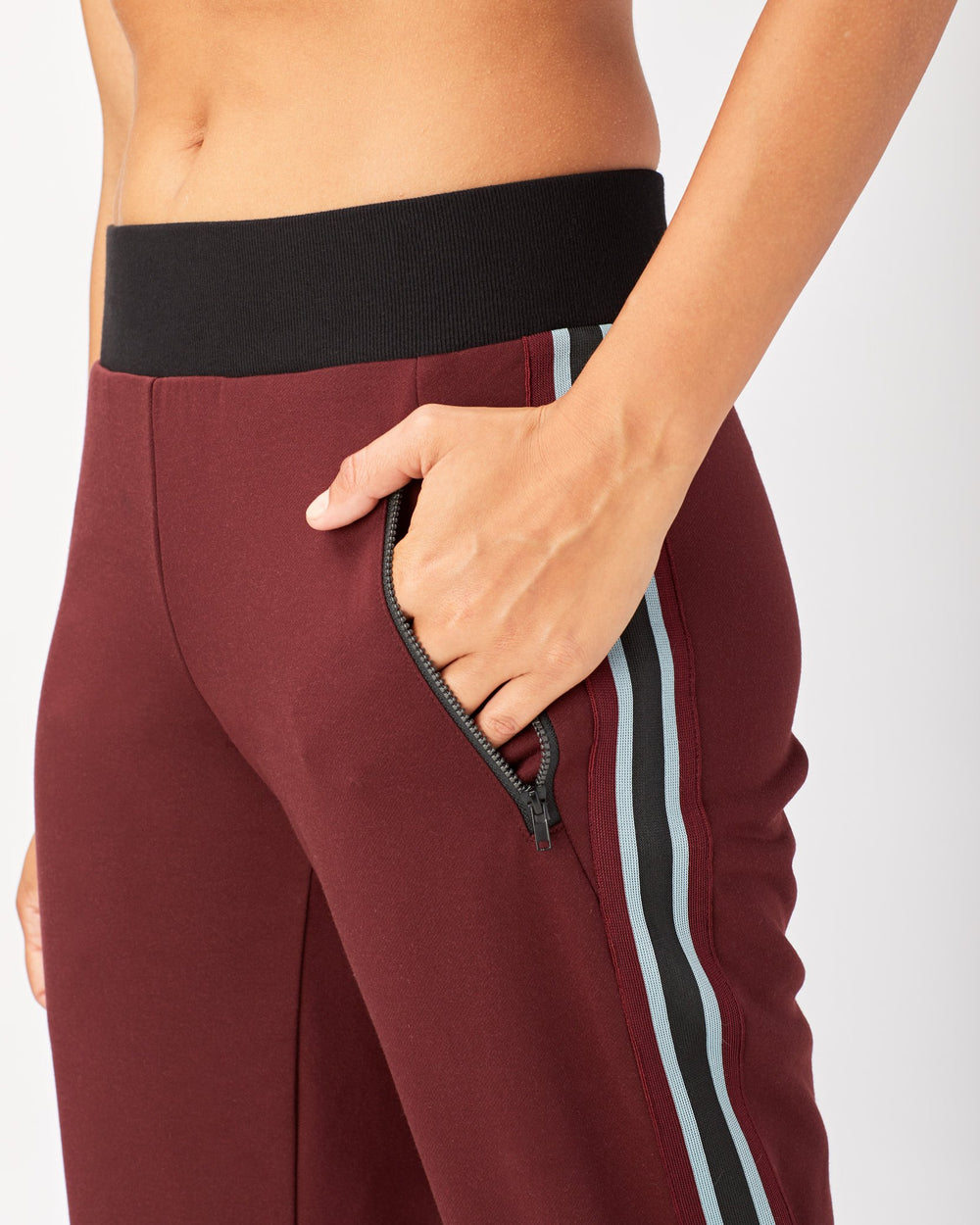 Turbo Trackpant - Wine