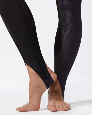 Uproar High Waisted Legging - Black