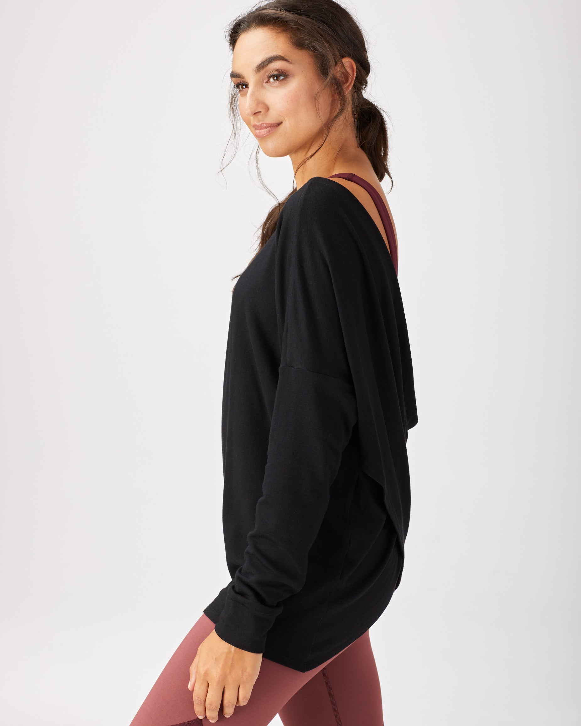 Wander Sweatshirt - Black