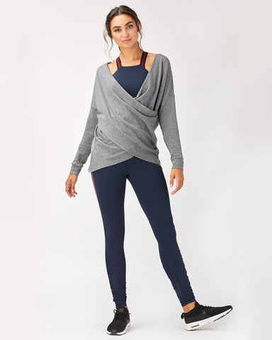 Wander Sweatshirt - Grey
