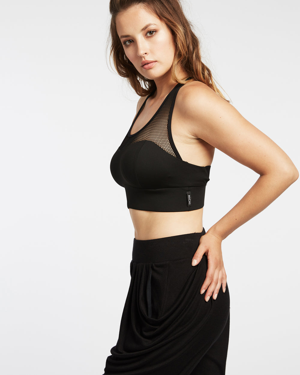 Zero-Gravity Bra - Black
