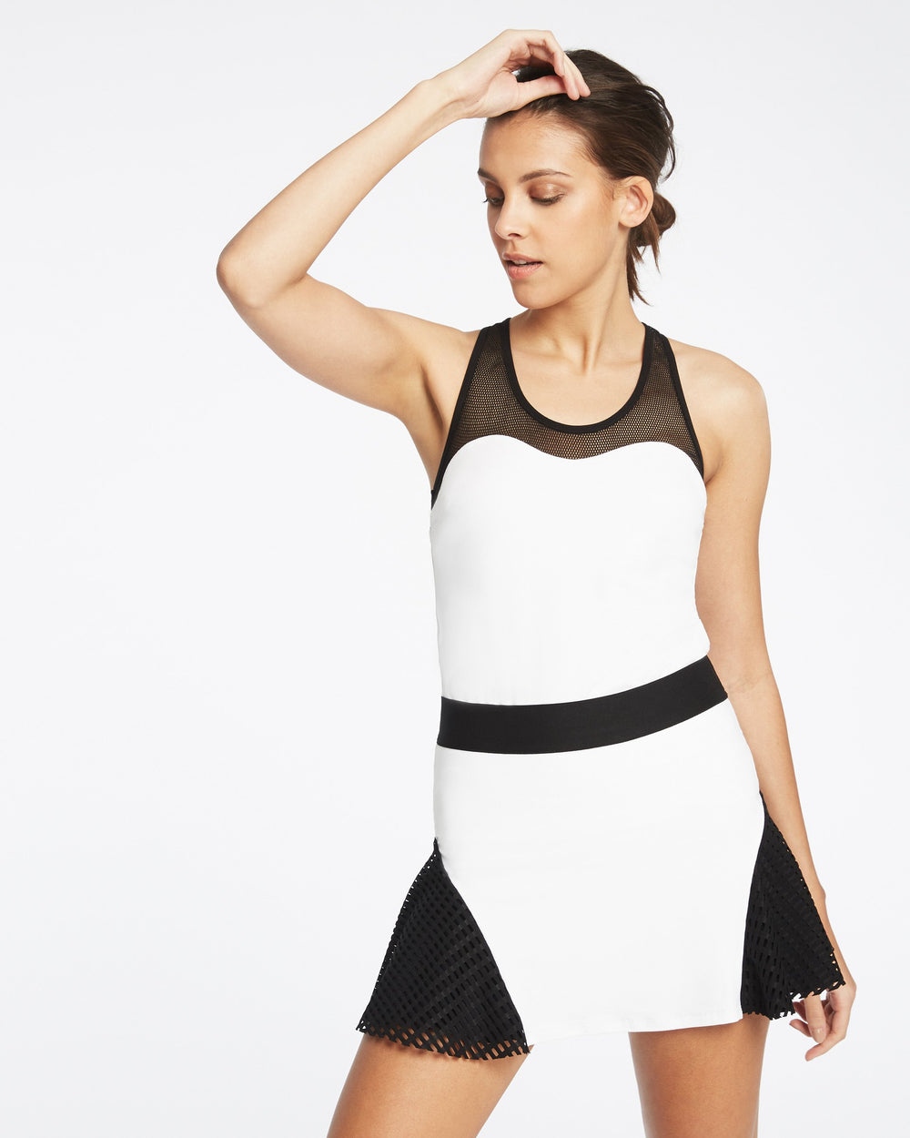 Antigravity Tank - White/Black