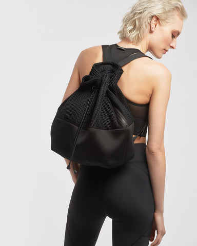 Ballistic Backpack - Black