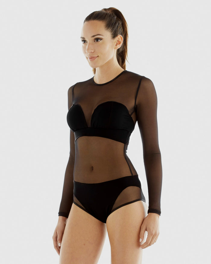 Bionic Bodysuit - Black