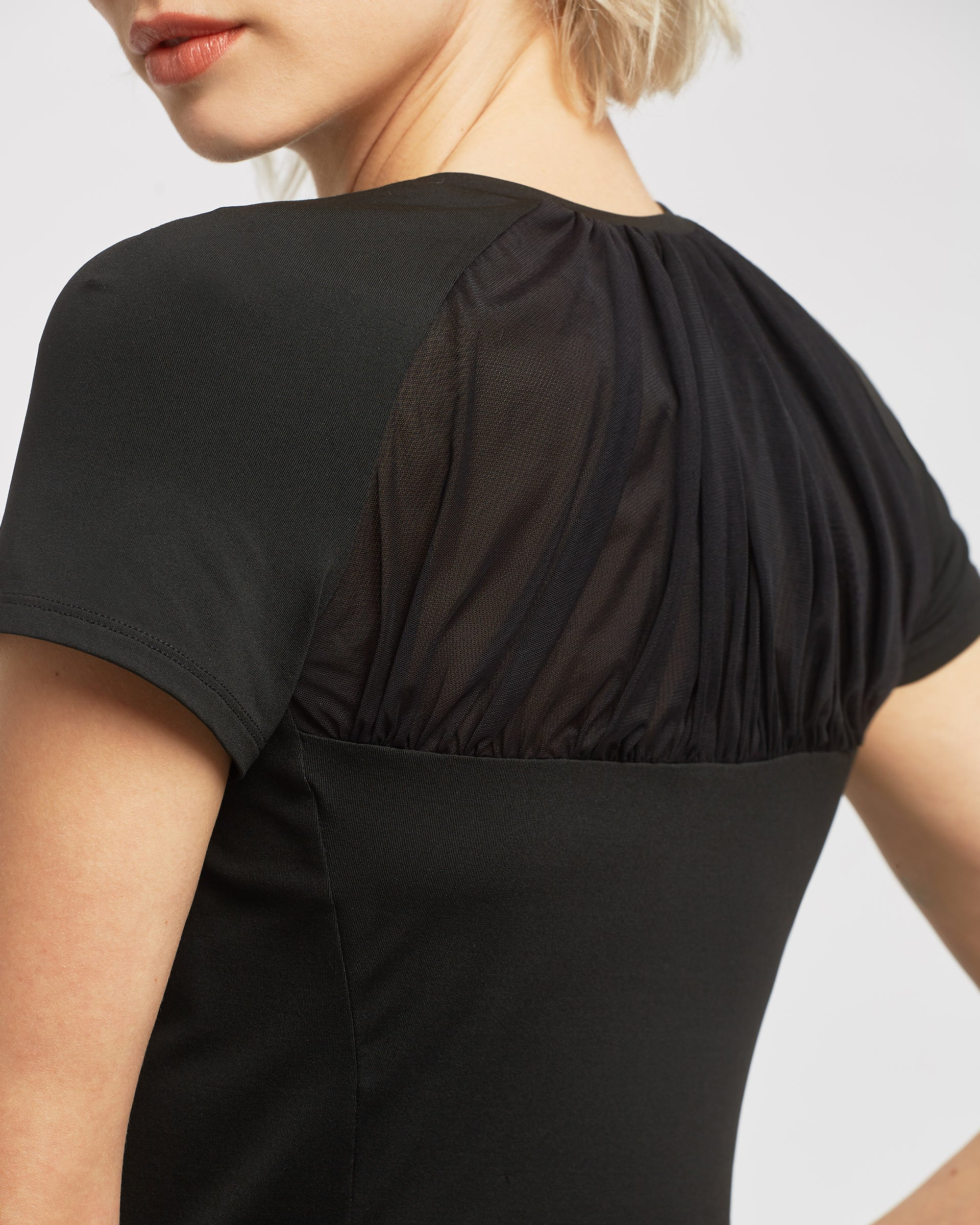 Birdie Top - Black