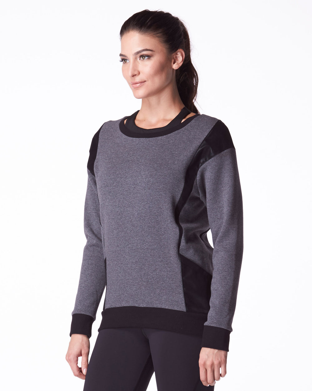 Blade Sweatshirt - Charcoal Grey