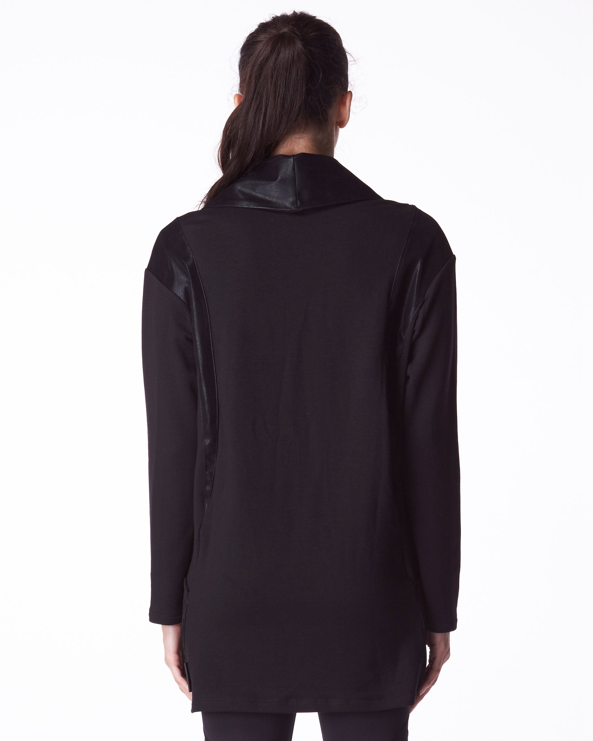 Blade Wrap Jacket - Black