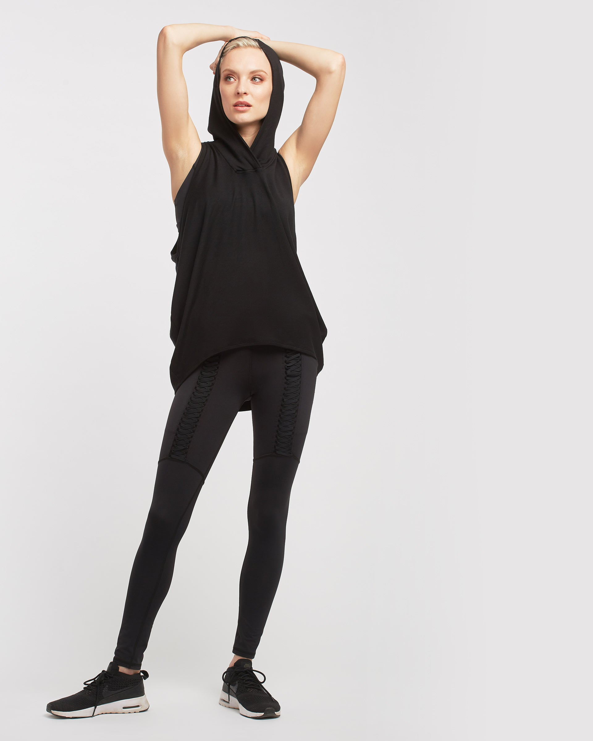 Hypernova Pocket Legging - Black