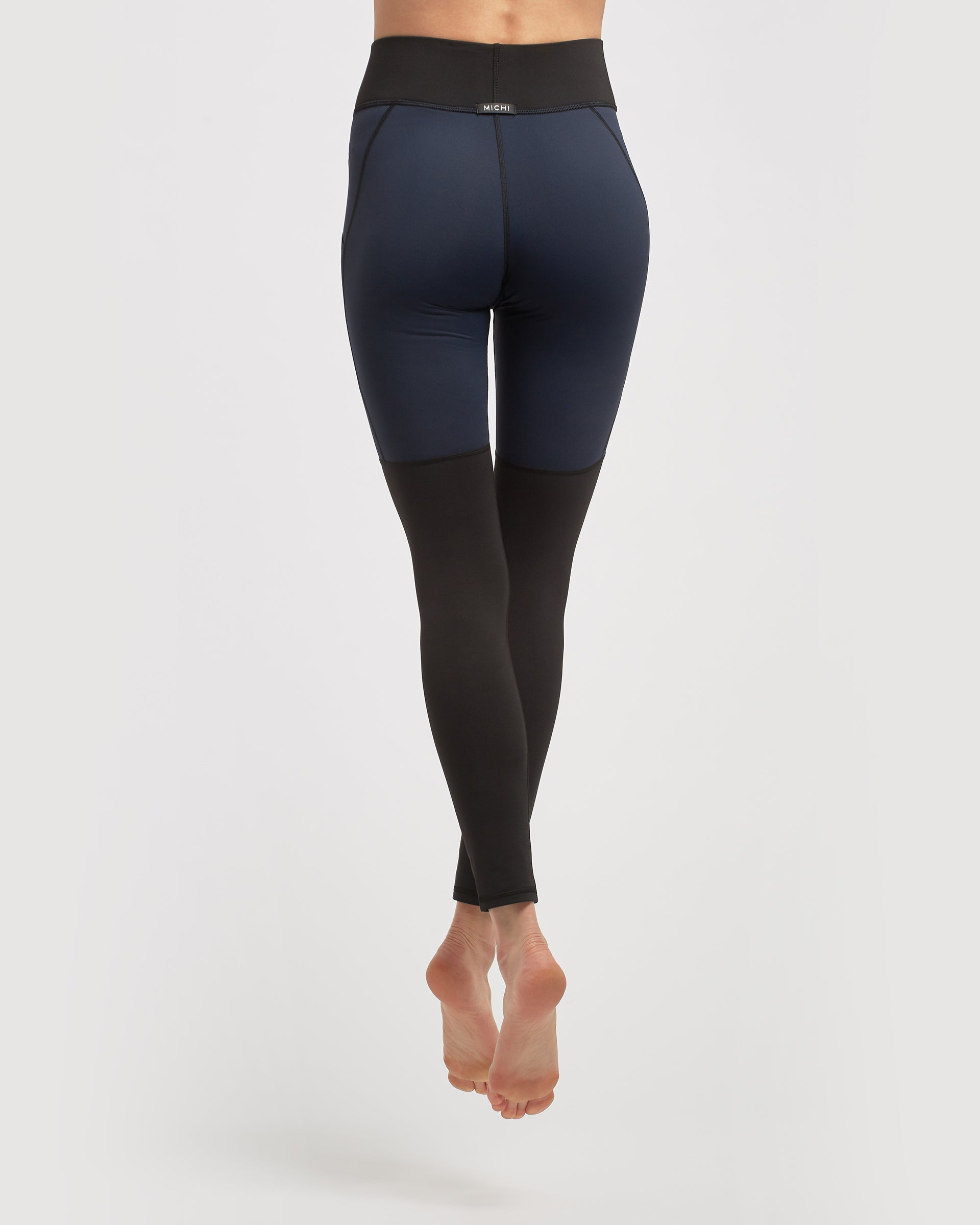 Hypernova Pocket Legging - Deep Sea Navy