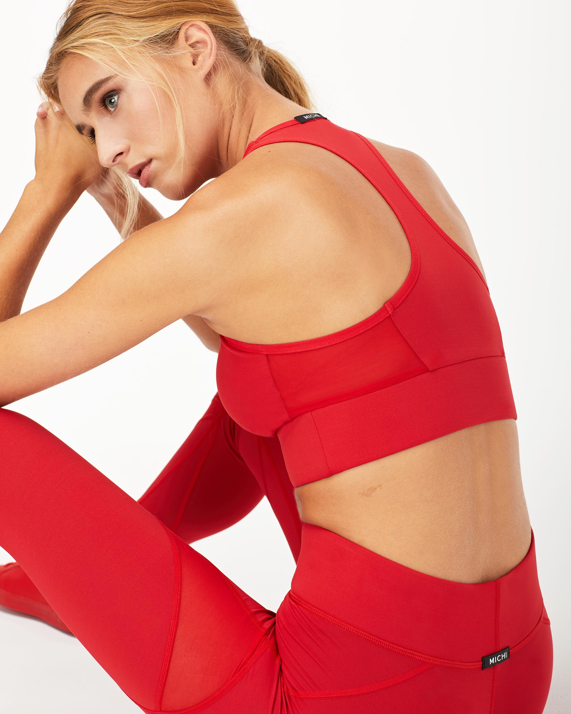 Inversion Bra - Fire Red