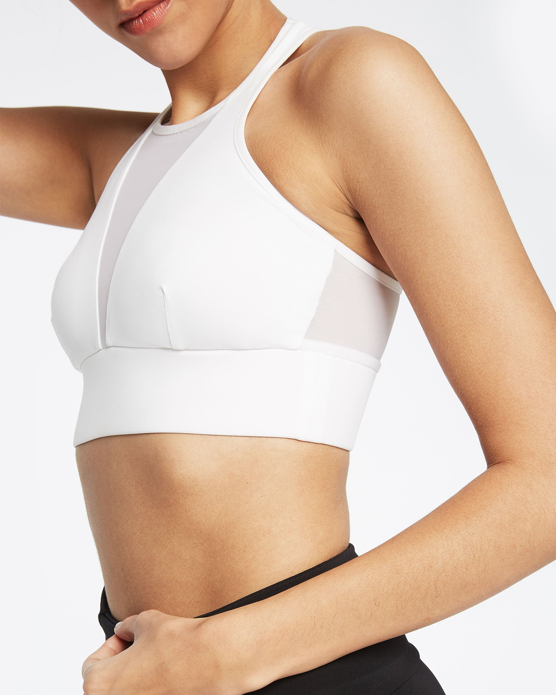 Inversion Bra - White