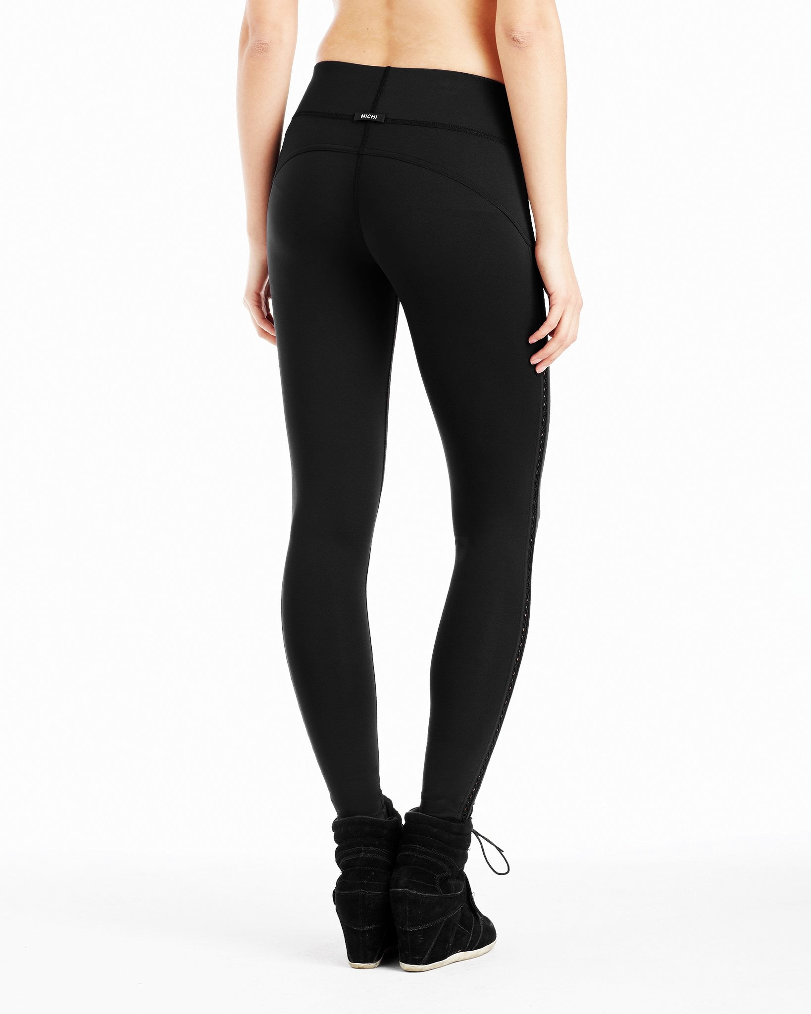 Pipeline Legging - Black