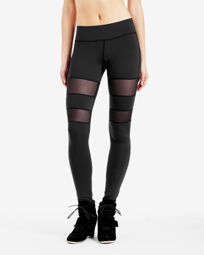 Psyloque Legging - Black
