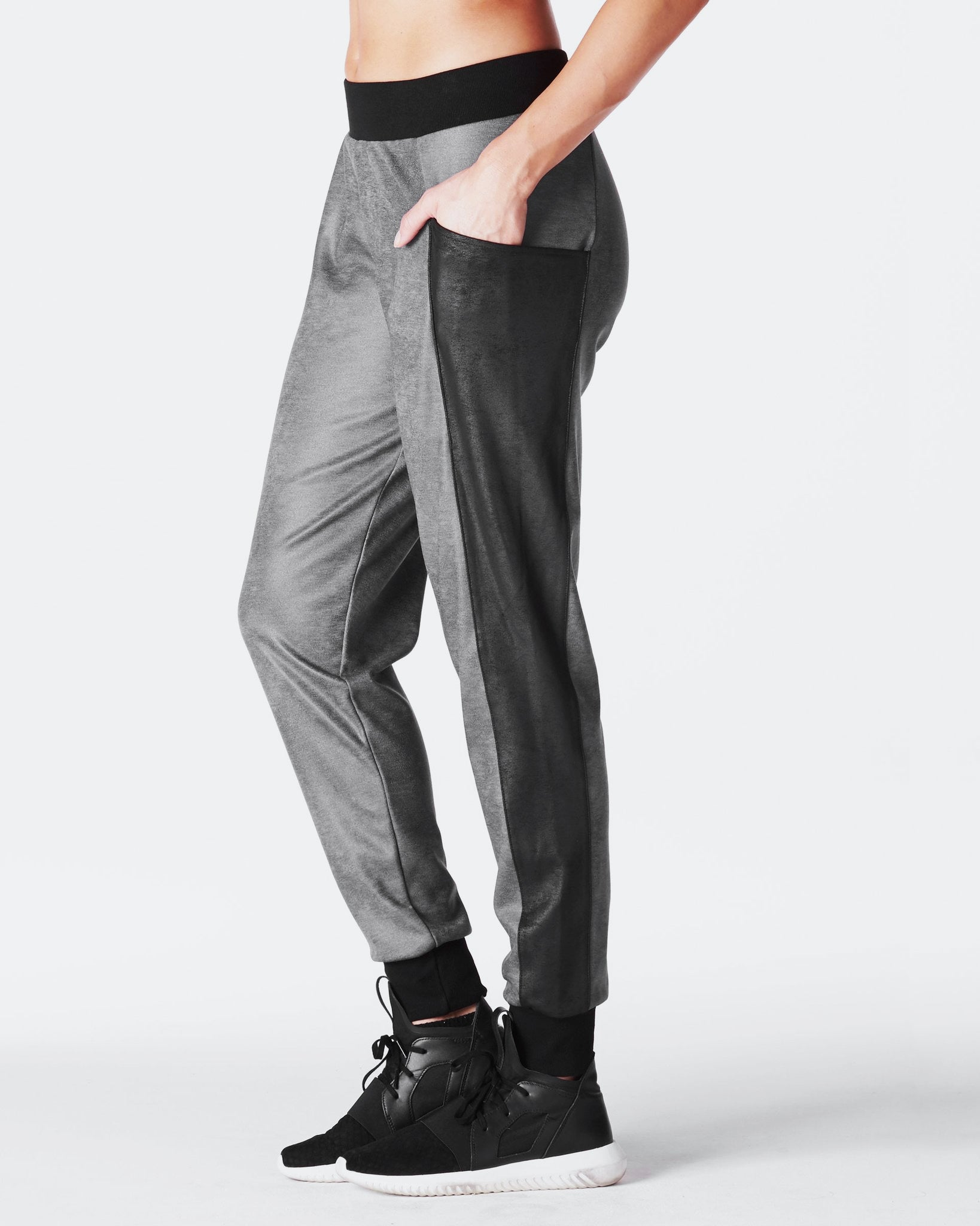 Stardust Sweatpant - Heather Grey