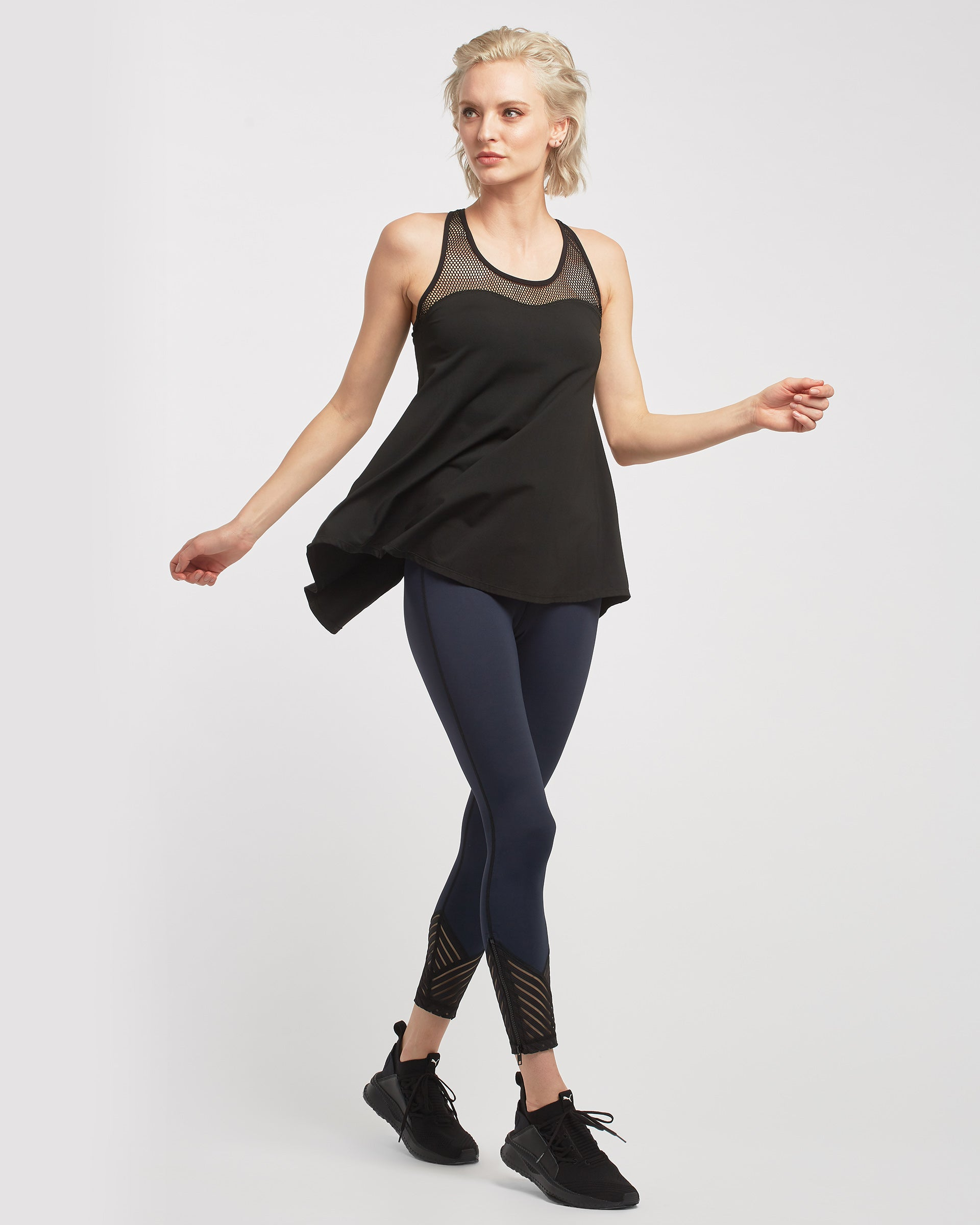 Summit Tank - Black