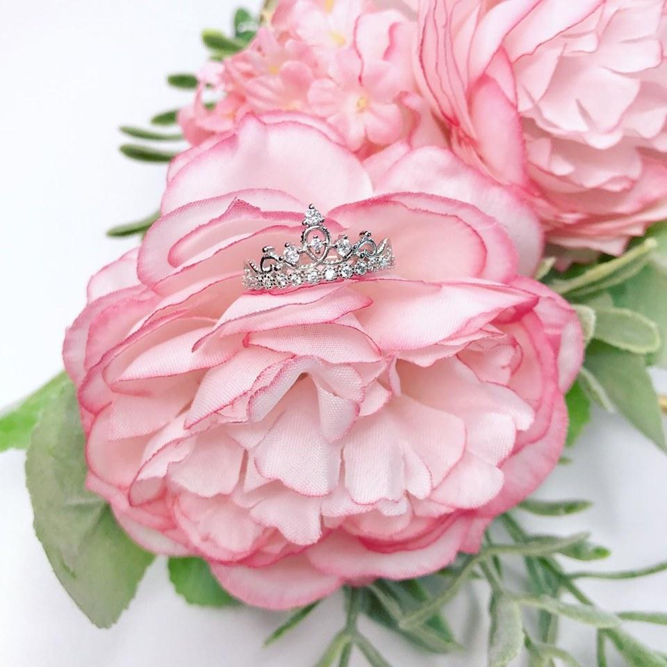 Daughter of the King Ring - Juliet Rose Boutique