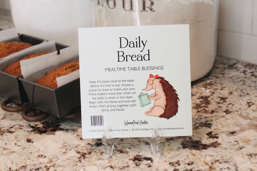 Daily Bread Prayer Book for Kids - Juliet Rose Boutique