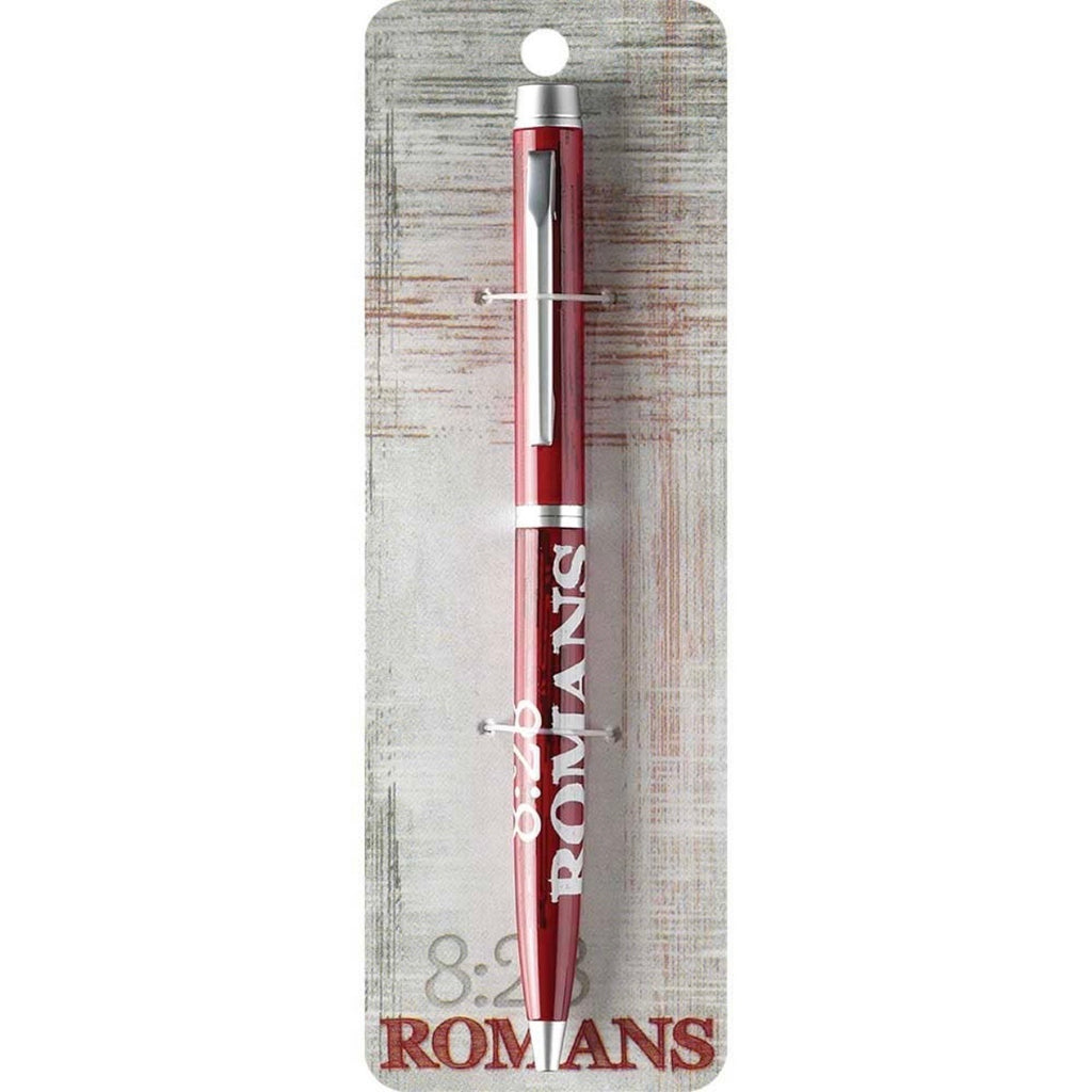 Romans 8:28 Pen - Juliet Rose Boutique