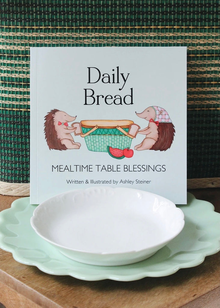 Daily Bread Prayer Book for Kids