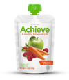 Achieve® - Apple, Carrot & Raspberry - Box of 5 Pouches