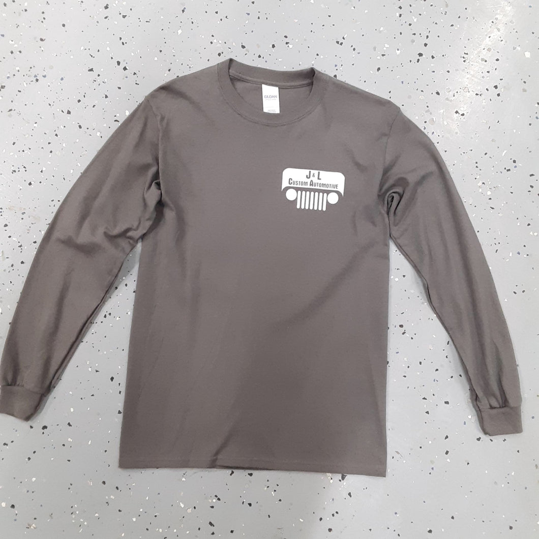 J & L Logo Long Sleeve