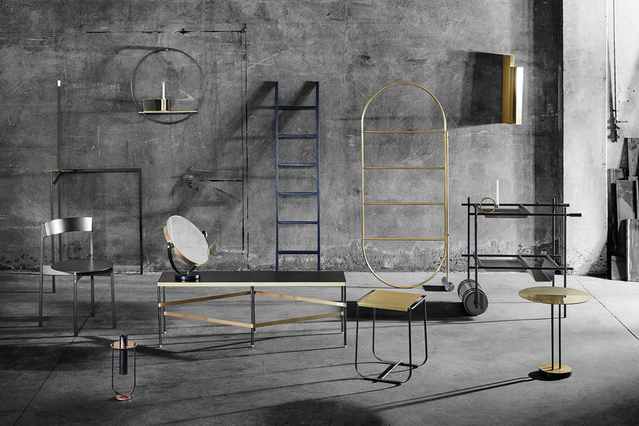 SCALTRA Rack by Barbara Schweizer for Mingardo