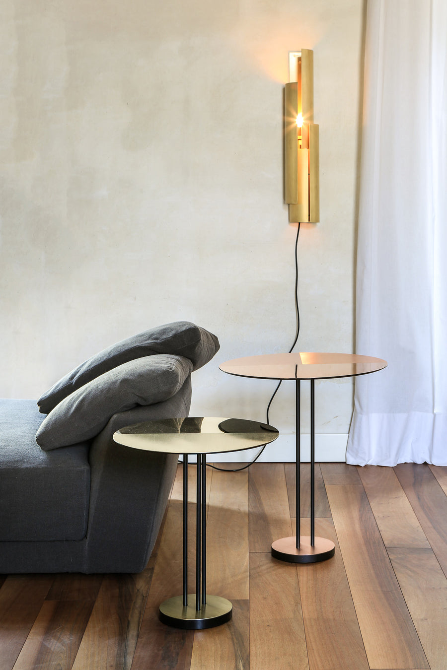 PIEGA Wall Lamp by Aldo Parisotto for Mingardo - DUPLEX DESIGN