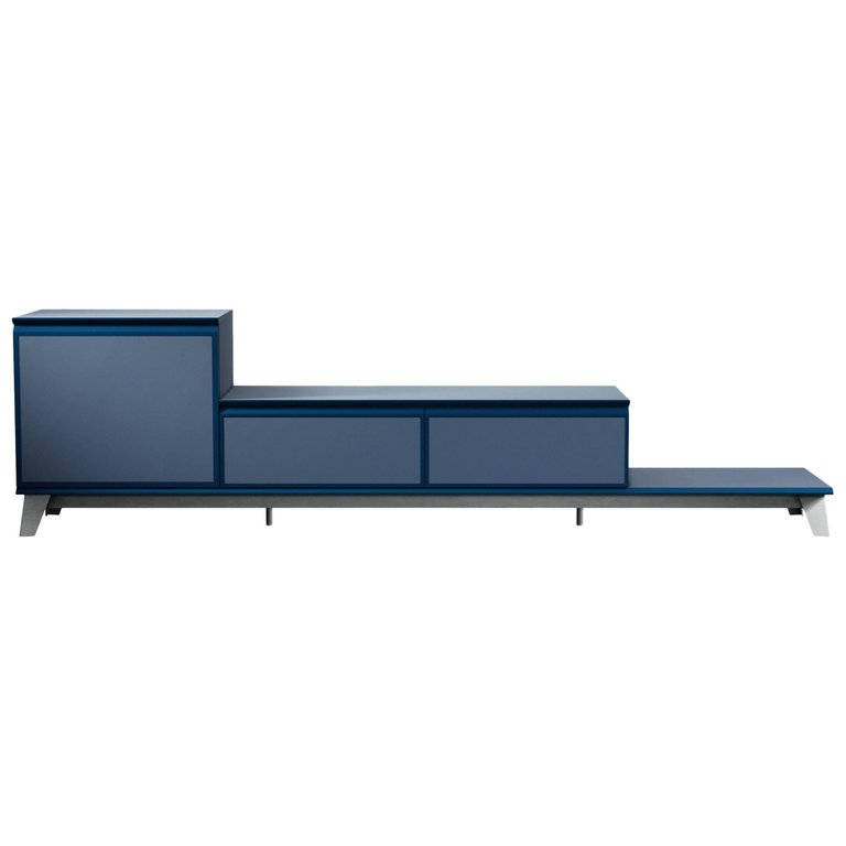 VOLTAIRE TV & Media Console by Moroso for Diesel Living