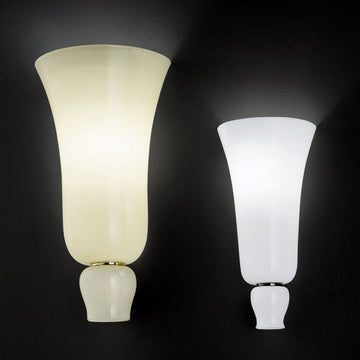 ANNI TRENTA APPLIQUE Table Lamp by Venini - DUPLEX DESIGN