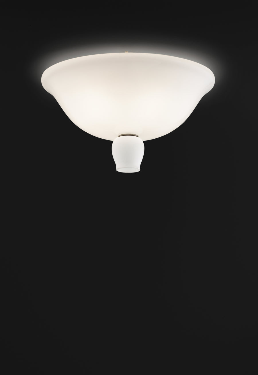 ANNI TRENTA PLAFONIERA Flush Light by Venini - DUPLEX DESIGN