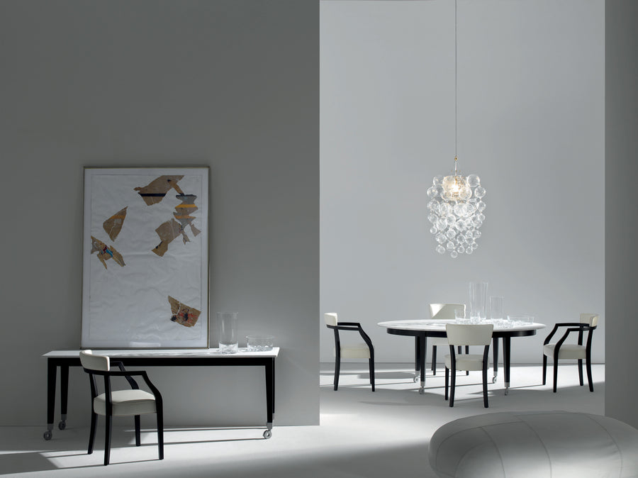 APOLLONIO Suspension Lamp by Borek Sipek for Driade - DUPLEX DESIGN